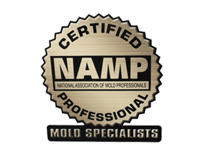 Emergency Restoration Services is a NAMP certified mold specialist in Virginia Beach
