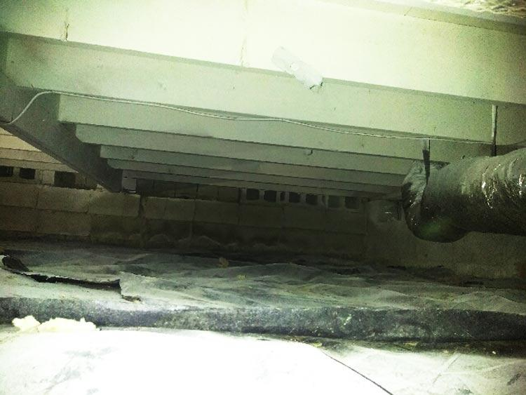 Crawl Space Remediation & Encapsulation Image 6