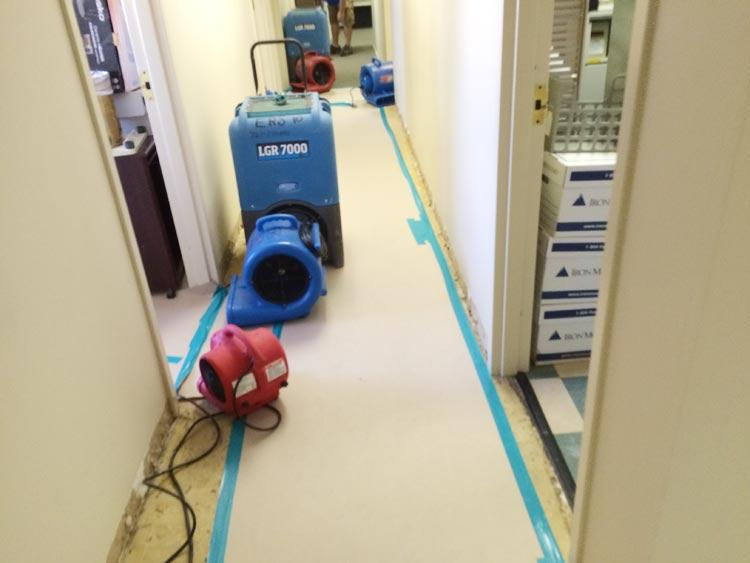 Water Damage Remediation Image 10
