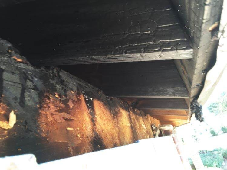 Fire & Smoke Damage Restoration Image 3