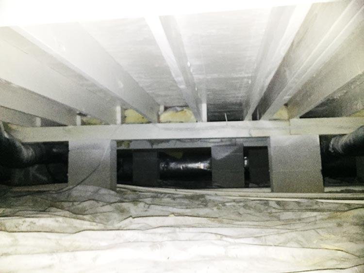 Crawl Space Remediation & Encapsulation Image 7