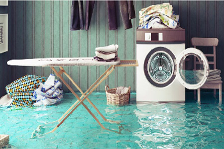 Appliances Attack in Floods
